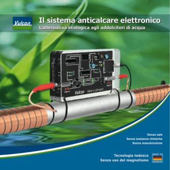 Brochure Vulcan - Italiano - Christiani Wassertechnik GmbH