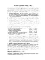 bando gara campi - ARCA SUD SALENTO