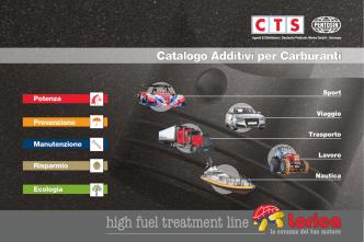 CTS EsecutiviBR - C.T.S. Lubrificanti