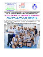 ASD PALLAVOLO TURATE