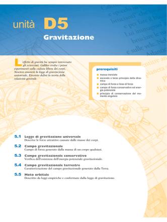 Campo gravitazionale