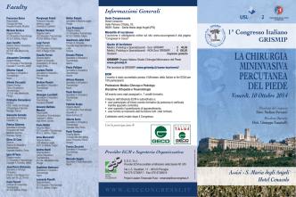 1° Congresso GRISMIP - CENTRO SERVIZI CONGRESSUALI