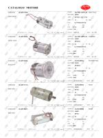 Catalogo motori x carr