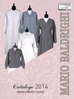 Catalogo 2014 Abbigliamento Suora