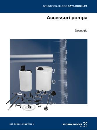 Accessori pompa