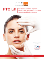 FTC Lift - logo MBE Medicale