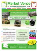 Inaugurazione Market Verde a Udine