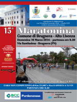Maratonina 15a - Comune di Brugnera