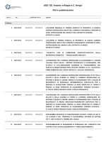 Atti in pubblicazione - Azienda Ospedaliera Santi Antonio e Biagio e