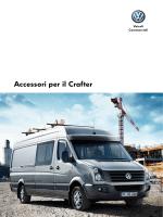 Accessori per il Crafter