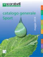 Catalogo Generale 2014 - SCARABELLI IRRIGAZIONE srl