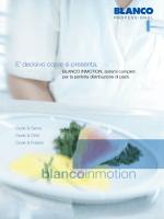 blanco inmotion system