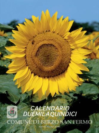BERZO San FERMO Calendario Eventi 2015