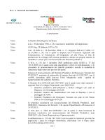 Decreto riconoscimento Distret
