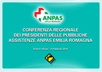 clicca qui - ANPAS: Emilia Romagna