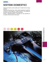 Sistemi domestici - GF Water Filtration