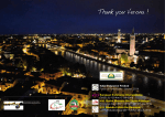 Thank you Verona ! - Endurance in the World