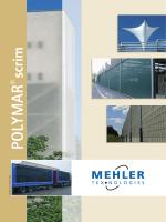 PO LYM A R ® scrim - Mehler Texnologies