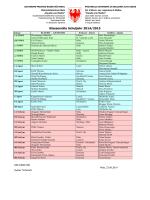 und Schülervertreter 2014/2015