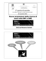 Scarica il pdf - Fmm Fondazione Malattie Miotoniche