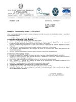 Circolare n. 11 Spilimbergo, 05/09/2014 A tutti i docenti ITAg