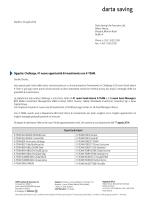 Notizia su nuovi Fondi Challenge dal 1 agosto 2014