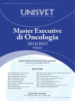 Programma master in oncologia rev11