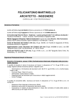 Curriculum vitae - Università di Roma