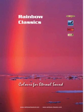Colours for Eternal Sound Rainbow Classics