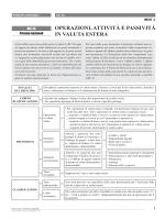 OIC 26 - Operazioni, attività e passività in valuta estera