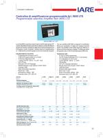 centralini multibanda programmabili