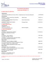 Provvedimenti Disciplinari Comunicato Ufficiale n° 4