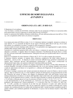 UDS Padova 25 settembre 2014