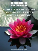 POMPE - GIOCHI - FILTRI LAMPADE UV