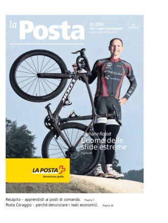 8 / 2014 - La Poste