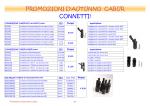 Volantino Linea Fotovoltaico Autunno 2014