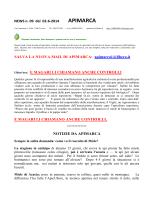 NEWS APIMARCA giugno 2014