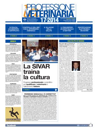 16° congresso SIVAR: la riscossa degli ovicaprini