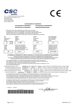 Collaudi 2013_1 - Fini compressors