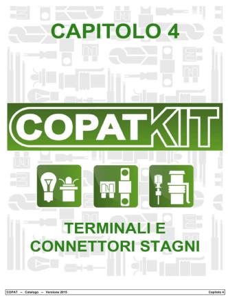 COPAT -- Catalogo -- Versione 2015 Capitolo 4