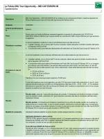 La Polizza BNL Your Opportunity – MID CAP EUROPA 90