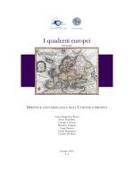 Quaderno europeo_6_2014 - Cde - Università degli Studi di
