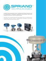 trasmettitori di pressione, livello, temperatura e portata, convertitori