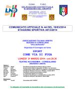 Com.44.14 - FIGC Veneto
