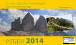 estate 2014 - Top Hotel Alto Adige