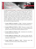 newsletter CNI prevenzione incendi - numero 2/2014