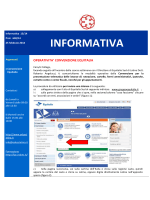 INFORMATIVA - Ordine dei Dottori Commercialisti e degli Esperti