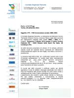 Comitato Regionale Piemonte - Federazione Italiana Pallacanestro
