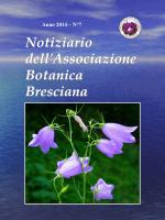 Scaricalo ora - Associazione Botanica Bresciana