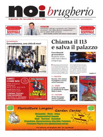 22 Marzo 2014 - Noi Brugherio
